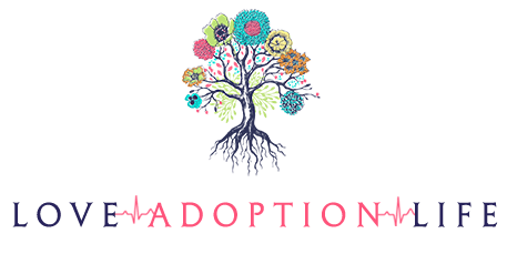 Love Adoption Life - Footer Logo